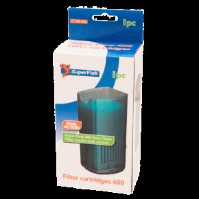 SUPERFISH Filter cartridge Easy Click AquaFlow 400 - L'unité