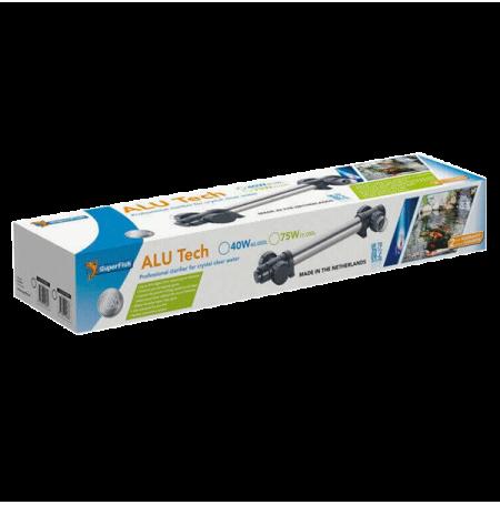 SUPERFISH Alu Tech 75 Watts - Filtre UV pour Bassin jusqu'à  75 000 L