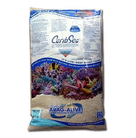 CARIBSEA Aragalive Bahamas Oolite - 9 kg