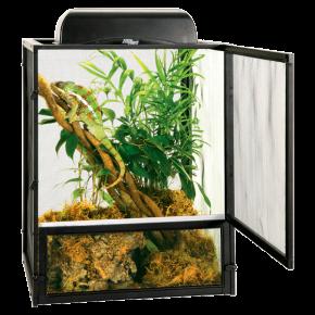 ZOOMED Terrarium ReptiBreeze - 40x40x50cm