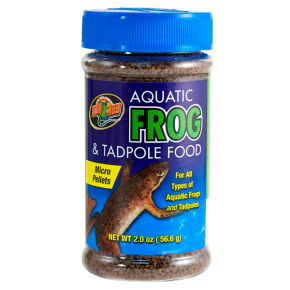 ZOOMED Aquatic Frog & Tadpole Food - 56,6 g