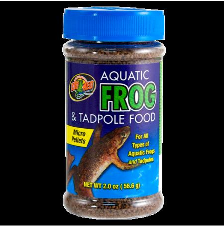 ZOOMED Aquatic Frog & Tadpole Food - 56,6 g