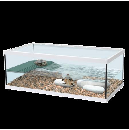 AQUATLANTIS Aqua Tortum 55 - 55x30x20 cm - Blanc