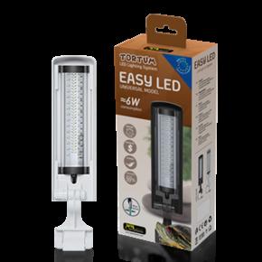 AQUATLANTIS Rampe LED EasyLED Tortum - Blanc - 6 Watts