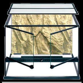 EXO TERRA Natural Terrarium Medium/Wide - 60 x 45 x 45 cm