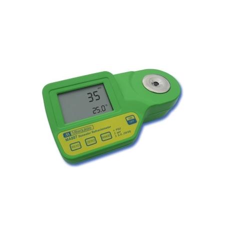 MILWAUKEE Réfractomètre de précision MA887