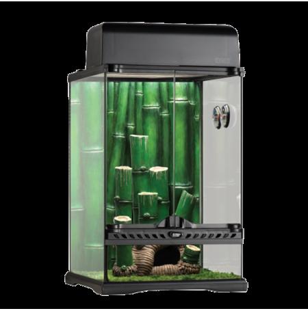 EXO TERRA Bamboo Forest, terrarium Small - 30x30x45cm - Livraison gratuite