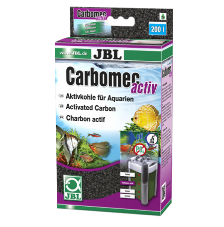 JBL Carbomec Activ - 800ml