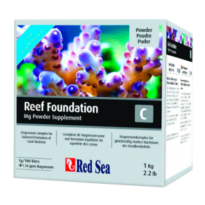 RED SEA Reef Foundation C (Mg) - 1kg