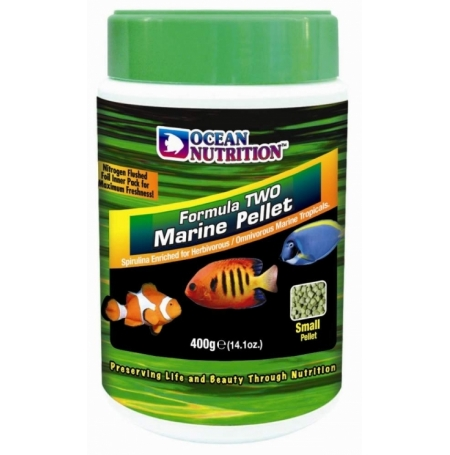 OCEAN NUTRITION Two Marine pellets medium - 100g