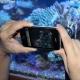 Nanoscope pour aquarium