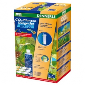 DENNERLE Bio 120, kit CO2