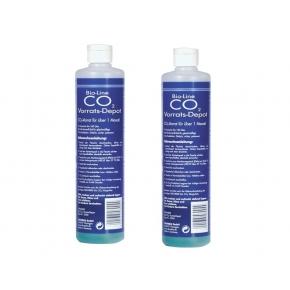 DENNERLE Recharges de CO2 bio - Lot de 2