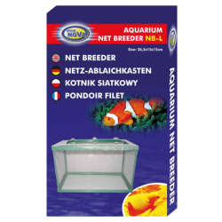 AQUA NOVA Pondoir filet - Large