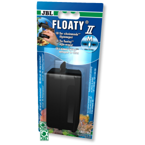JBL Floaty 2 taille M - Aimant aquarium