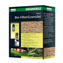 DENNERLE Bio FilterGranulat, masse filtrante pour EckFilter - 300 ml