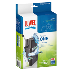 JUWEL BioFlow ONE - Filtre pour Aquarium jusqu'à 80 L