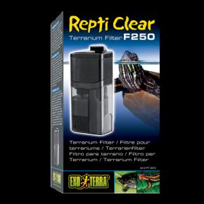 EXO TERRA Repti Clear F250, Filtre interne pour tortues