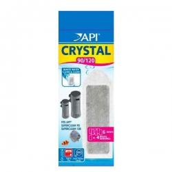 RENA Crystal 90/120 - Lot de 6 Cartouches pour Filtre SuperClean 90 et 120