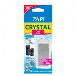 RENA Crystal 20 - Lot de 6 Cartouches pour Filtre SuperClean 20