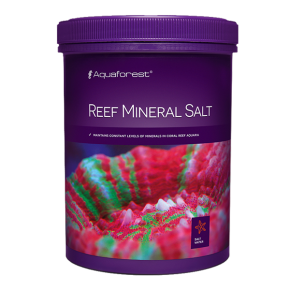 AQUAFOREST Reef Mineral Salt - 800g