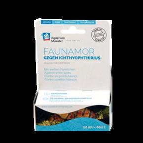 AQUARIUM MUNSTER Faunamor, Anti points blancs - 20 ml