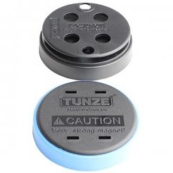 TUNZE 6025.515 Magnet Holder, Fixation pour vitres jusqu'à 15 mm