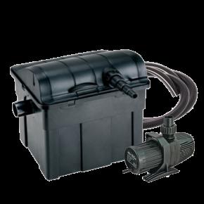 AQUA NOVA NUB-6000 - Filtre + UV + Pompe pour Bassin jusqu'à 6000 L