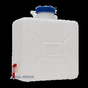 AQUA MEDIC Refill Depot Version 2 - Bidon avec robinet - 16 L