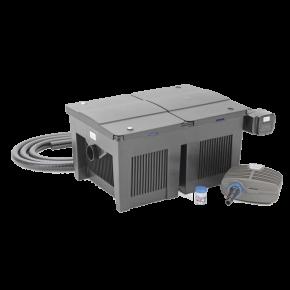 OASE BioSmart Set 24000 - Filtre + UV + Pompe pour Bassin jusqu'à 24000 L