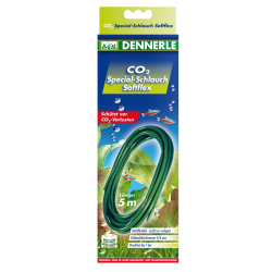 DENNERLE Tuyau CO2 Softflex - 5 m