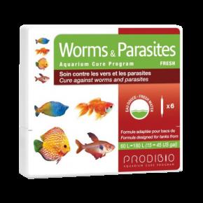 PRODIBIO Worms et Parasites Fresh - 6 Ampoules