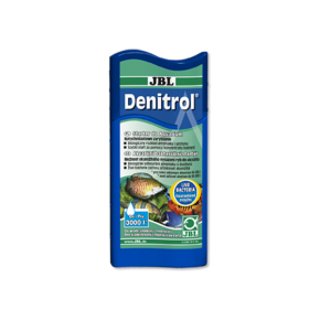 JBL Denitrol 100ml, Dénitrification biologique de l'aquarium