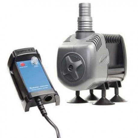 TUNZE Pompe de reprise silence Electronic 1073.050 Débit : 2200 l/h