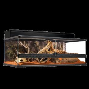 EXO TERRA Natural Terrarium Large/Low - 90x45x30 cm - Livraison gratuite
