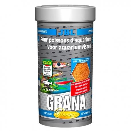 JBL Grana 250ml Nourriture pour poissons d'eau douce