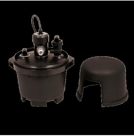 Filtre pour bassin ubbink biopressure 7000 for Filtre pour bassin de jardin