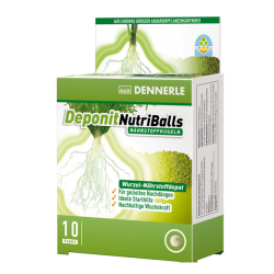 DENNERLE DeponitNutriBalls - Boules de Nutriments - Boîte de 10