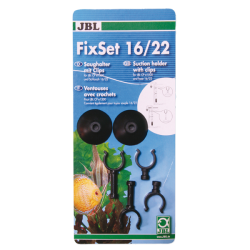 JBL FixSet 16/22 - Ventouses avec Crochets