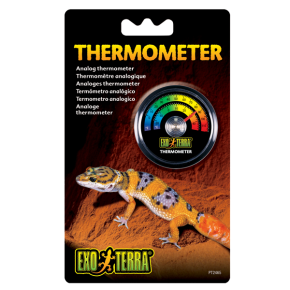 EXO TERRA Thermomètre Analogique
