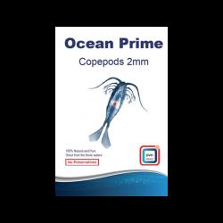 OCEAN PRIME Copepods 2 mm - Nourriture pour poissons