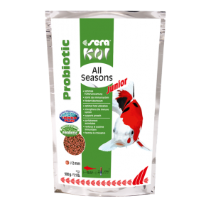 SERA Koi Probiotic - All Seasons - Junior - 500 g