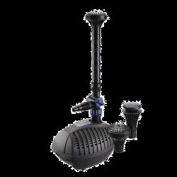 OASE Aquarius Fountain Set Eco 7500 - Pompe jet d'eau bassin 5500 l/h