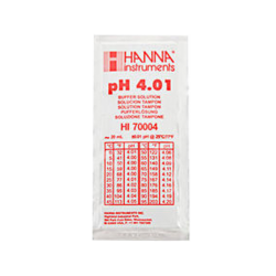 HANNA INSTRUMENTS Solution étalon pH 4.01