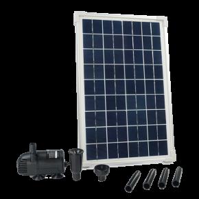 UBBINK SolarMax 600 - Pompe Bassin et Jet d'Eau 610 l/h