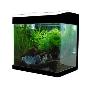 AQUA NOVA Aquarium LED Equipé - 32 Litres - Noir