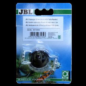 JBL Ventouses à clips 37 mm pour réacteur CO2 (x2)