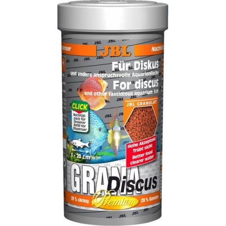 JBL GranaDiscus 1 litre (granulés)