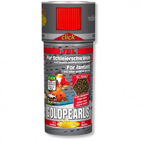 JBL Goldpearls mini click 100 ml (granulés)