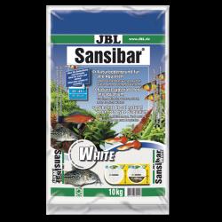 Sable JBL Sansibar white Sable blanc aquarium 10 Kilos